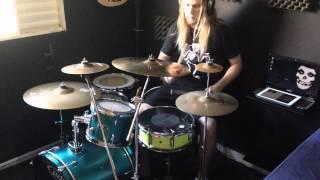 Misfits - Saturday Night (Drum Cover)