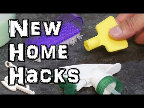 New Home Hacks
