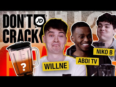 jdsports.co.uk & JD Sports Promo Code video: WILLNE, NIKO B AND ABDI TV | JD DON'T CRACK EPISODE 6