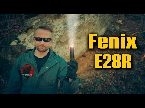 Real Review - Small, Bright and Compact - Fenix E28R Flashlight