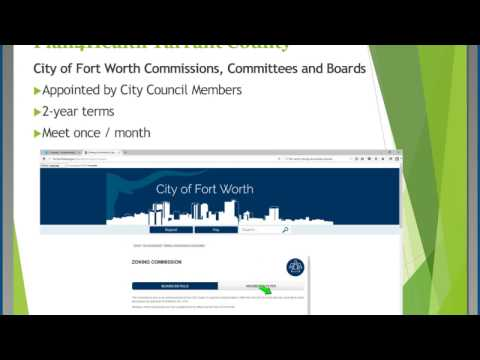 Plan4Health Mini-Webinar: Plan4Health Tarrant County | Civic Engagement