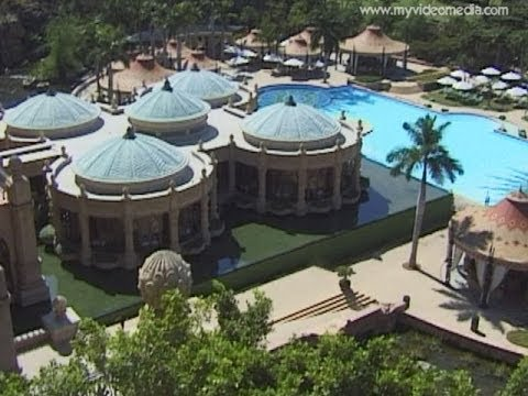 Sun City, Suites in the Palace – South Africa Travel Channel