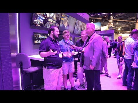 LIVE FROM #AVID AT #NABSHOW 2018   The Middle Tennessee Blue Raiders rely on Avid FastServe