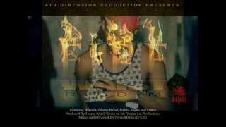 KIEDO - WINE UP ON ME - FIRE WAIST RIDDIM - 4TH DIMENSION