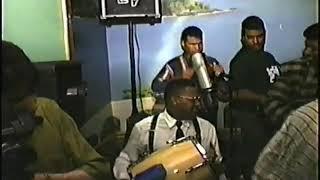 Antony Santos y boca chula Tambora