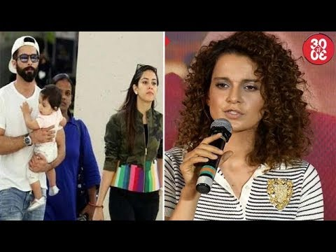 Shahid–Mira To Go On A Trip With Misha?| Kangana Clears The Air On Simran's Writer Controversy