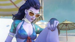 Overwatch Summer Games 2017 Skins Trailer