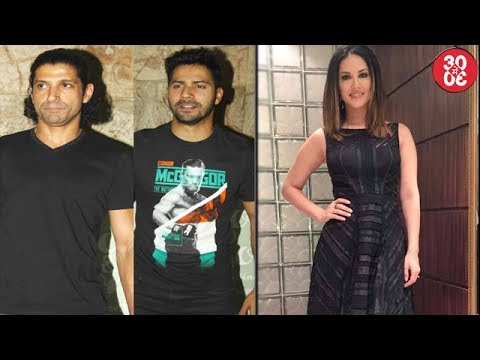Varun Dhawan Says No For A Film With Farhan | Sunny Leone To Have A Dance Song In 'Bhoomi'