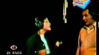 Elis Regina & Antonio Carlos Jobim - Aguas de Marzo (retro video with edited music).mpg