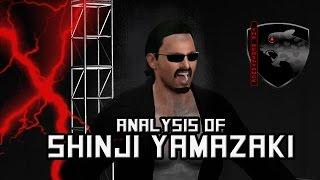 [WWE 2K16] Shinji Yamazaki Analysis
