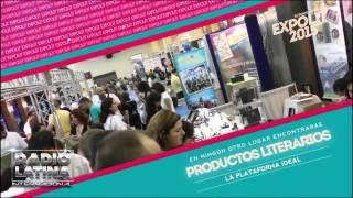 Expolit 2015  and Radio Latina Internacional.