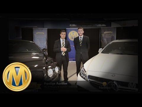 Melbourne Prestige Car Auction