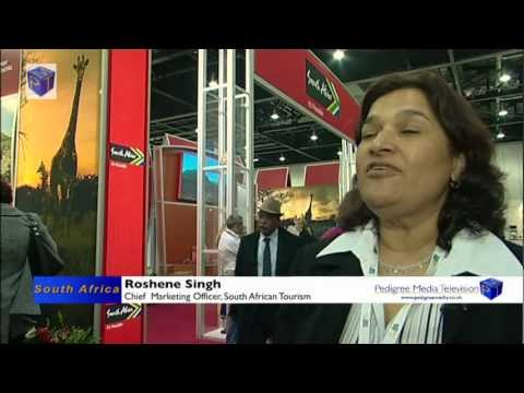 South Africa at The World Travel Market London 2011