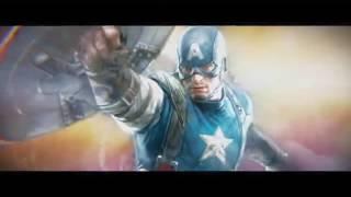Nova Abertura Marvel Studios Comic-Con 2016