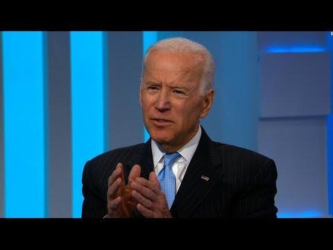 Joe Biden's 2020 Strategy Is Confusing