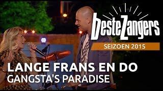 Lange Frans en Do - Gangsta's Paradise - De Beste Zangers van Nederland