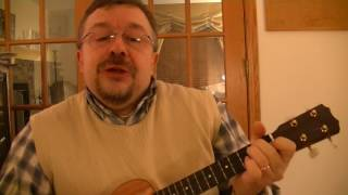"Willard Losinger Performs ""Don't Cha"", by the Pussycat Dolls, with Ukulele Accompaniment"