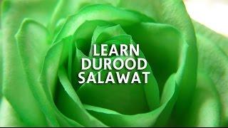 LEARN  Durood e Ibrahimi | درود و ابراھیمی - الصلاة على النبي   Salah ( Namaz )with English & Urdu