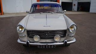 1963 Peugeot 404 Superluxe