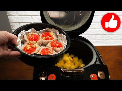 Это так вкусно, что хочется есть каждый день! Рецепт сочных рыбных котлет на пару в мультиварке!