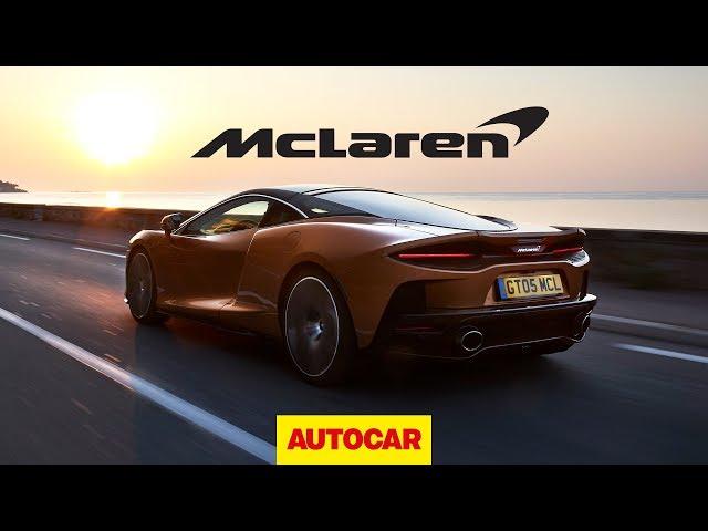 1,000 miles in the new McLaren GT - European Road Test | Autocar
