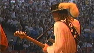 Stevie Ray Vaughan Scuttle Buttin Live In Nashville
