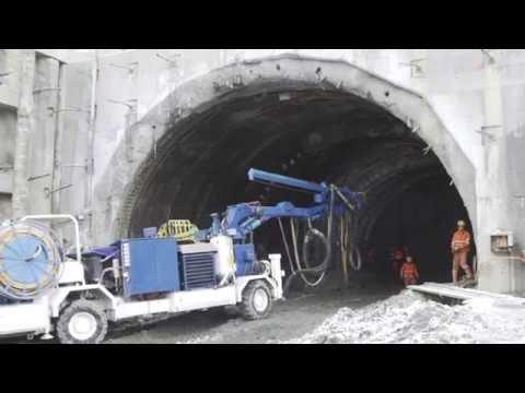 Mapeis akseleratorer for sprøytebetong