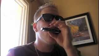train song - Lee Oskar B harmonica