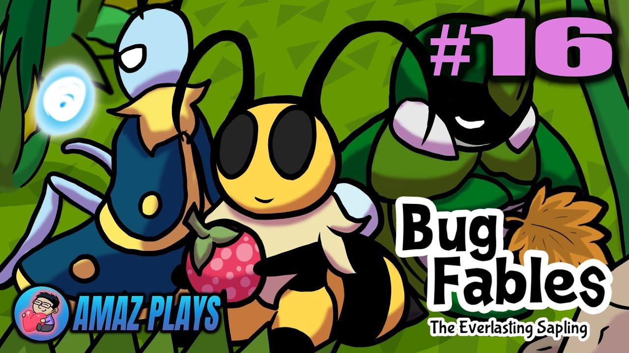 Amaz - Bug Fables - P. 16 / Amaz Plays
