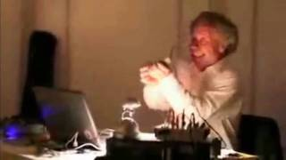 Crazy Old DJ DANCING Grandad Gaga  Pola Dancing Bear  MASHUP