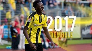 Ousmane Dembélé - Skills & Goals 2017 | HD
