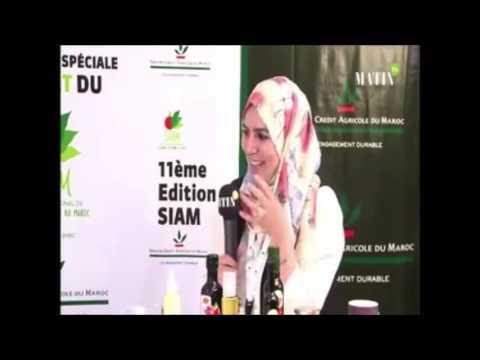 Rabiâa Marzouk, Coopérative l'or rouge de Taliouine
