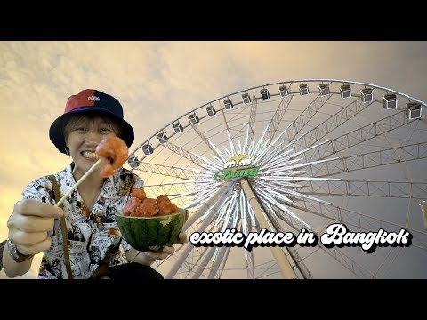 Download Video EXOTIC PLACES IN BANGKOK #07
