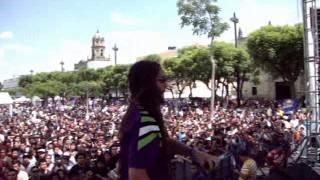 Jah Nattoh Cosas de la vida 12 Agosto Plaza Liberacion Guadalajara Mexico 2012