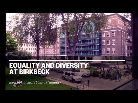 Press for Progress: Equalities in the School of Business, Economics and Informatics