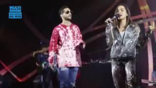 Anitta part. Maluma - Sim ou Não | Ensaio Música Boa Ao Vivo