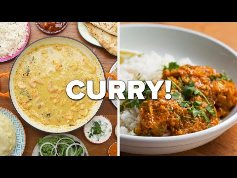 Keep Calm And Curry On ? Tasty Recipes
