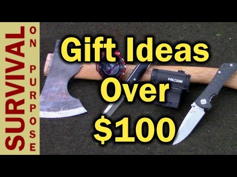 Special (Over $100) Outdoor and Tactical Gift Ideas for 2019