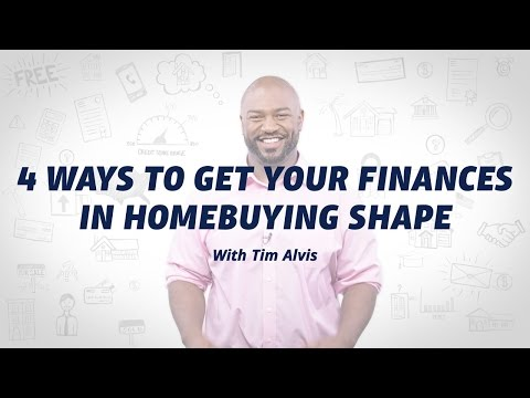 Four Financial Preparations for Homeownership