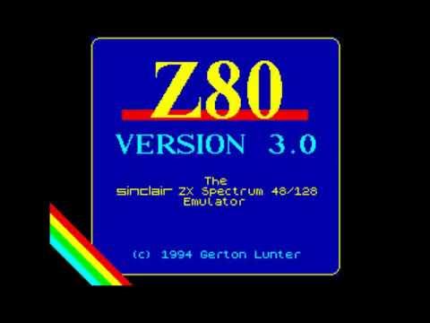 Mi Recorrido Emulando Spectrum bajo MS-DOS