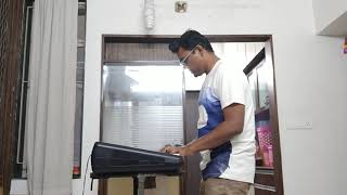 Janam Janam Dilwale song Piano cover by Siddharth Gope Korg Pa 300