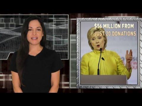 Clinton took $21M in corporate speaking fees in just 2 years
