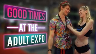 Picking Up Girls at Adult Expo (Toronto's eXXXotica) width=