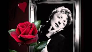 Edith Piaf - No Regrets ( English Version )