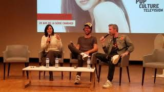 Shannen Doherty defending the Charmed Reboot at Comic Con Paris 2018