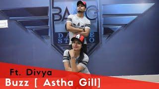 Aastha Gill - Buzz feat Badshah   Priyank Sharma   Ft. Divya Malhotra