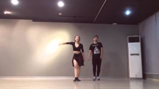 "Mika ""boum boum boum"" latin jazz choreography from Kevin Shin@ishow dance studio Nanjing"