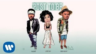 Omarion Ft. Chris Brown & Jhene Aiko  - Post To Be (Official Audio)
