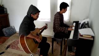 SUPERMAN - FIVE FOR FIGHTING (COVER BY PUTRA FEAT. PANDI)
