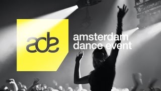 Line up: SLAM!FM live from Amsterdam Dance Event